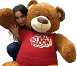 Get Well Big Stuffed Animals